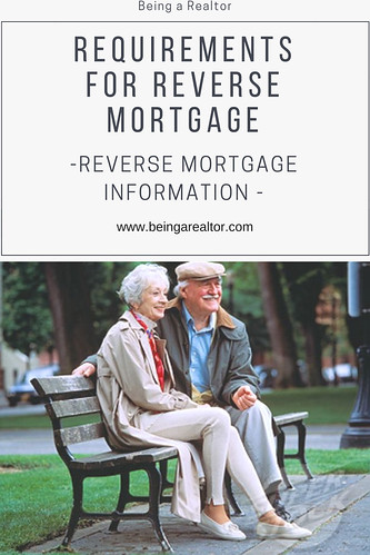 Requirements For Reverse Mortgage