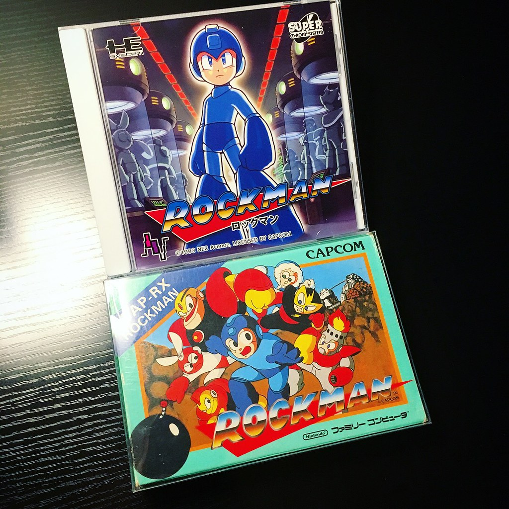 Rockman and Deden no Den for PC Engine CD-Rom by PCE Works… | Flickr