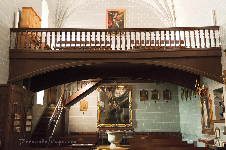 Sallent de Gállego, Iglesia de La Asunción