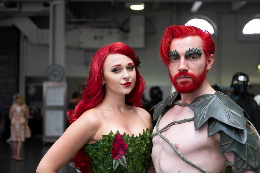 Poison Ivy Batman Poison Ivy Batman Tim White Flickr