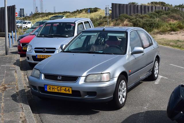 Honda Civic 5-Door 1997