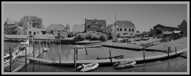 Der alte Hafen in Tönning-3 E6