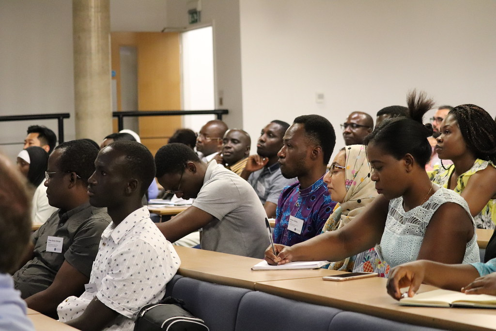 CSC Lecture Series: Food security and development - August…   Flickr
