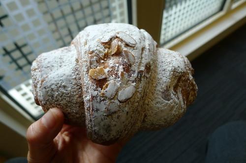 Planet Organic croissant | by M_tohappyvegans