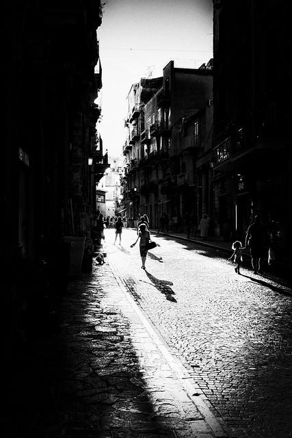 Agrigento Street -  Via Atenea