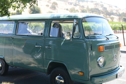 Airbnb Experience: Napa Valley by VW Bus Tour | by Jodimichelle