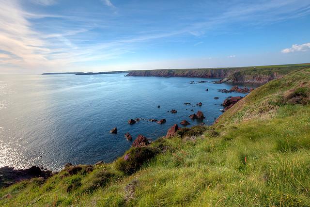 Hiking Around Welshman's Bay