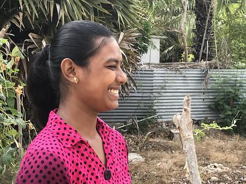 Jenipa Rayapputhasan | by horizonlankafoundation