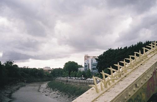 Banana Bridge spikes | by knautia
