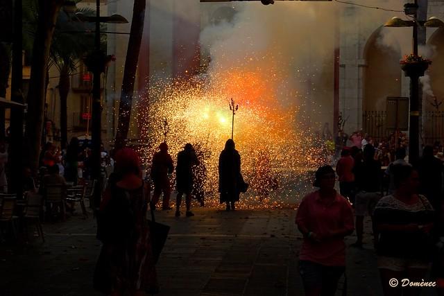 Festa Major Vilanova i la Geltrú 2018