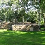 Ruine im östlichen Teil des Gleisparks Frintrop