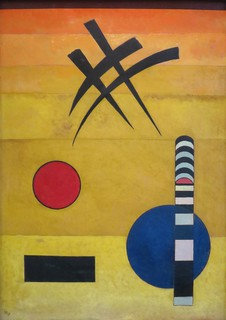 Wassily Kandinsky, Sign (1925) | by rosswolfe1
