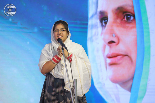 Sadhika Shauq Chaudhary from Faridabad, Haryana, expresses her views