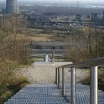 Blick auf das Gelände des Bergwerks Prosper-Haniel;