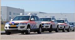 Dutch Police Touaregs.