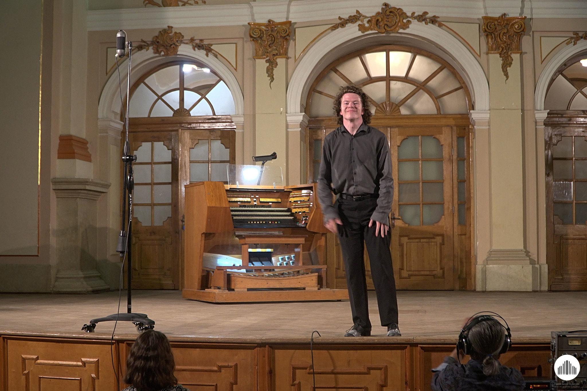 Lviv Organ Festival 2018