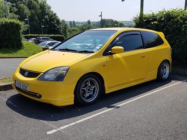 2001 Honda Civic 1.4