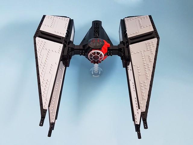 First Order Elite TIE Interceptor
