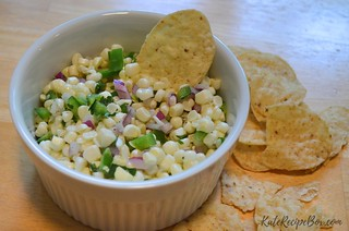 FreshCornSalsa | by katesrecipebox