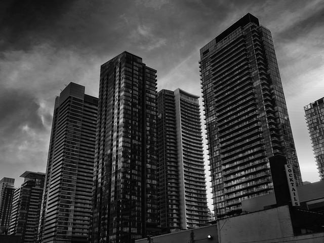 Cityscape, Toronto, Ontario