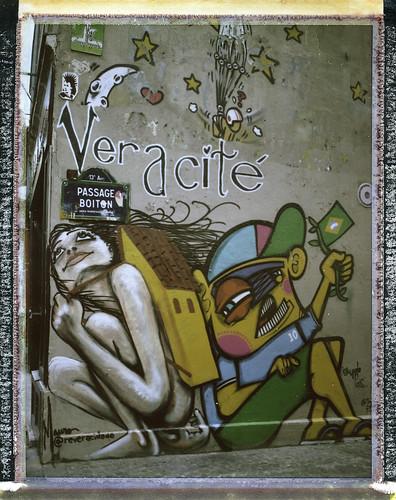 Veracidade, Paris 13   by @necDOT