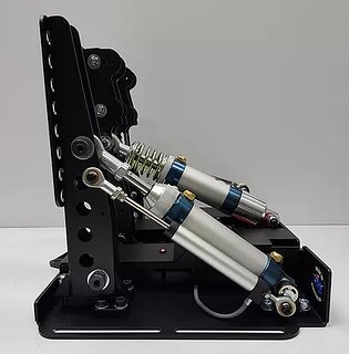 SimWorx Pro Series GT V3 LC Pedal Set 3