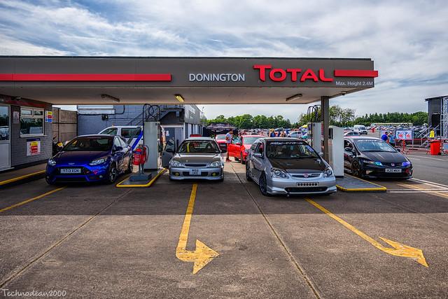 Donington Garage Total