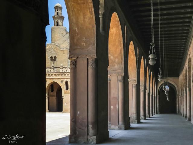 مسجد أحمد بن طولون #1