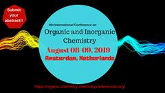 Organic Chemistry 2019