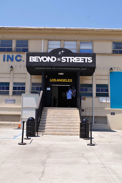 Beyond The Street - Exhibition