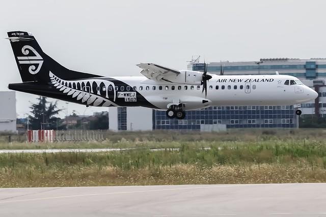 ATR 72-600 / Air New Zealand