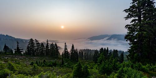 nikond3s bc nikon elfinlakes cloudy landscape canada garibaldi maquamlake funemployment sunset whistler britishcolumbia ca