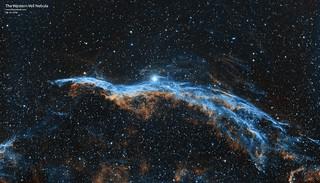 Western Veil Nebula