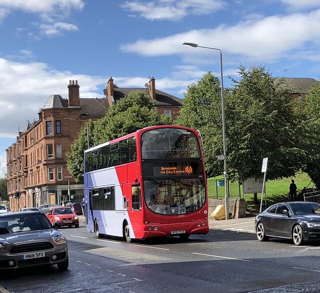 First Glasgow's SF07 FCO
