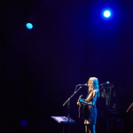 Thu, 21/06/2018 - 9:34pm - Aimee Mann and her band (including Jonathan Coulton) play in Prospect Park, Brooklyn, 6/21/18. Broadcast live on WFUV Public Radio. Photo by Gus Philippas/WFUV