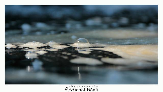 au bord d'eau