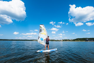 Windsurfing | by Janitors