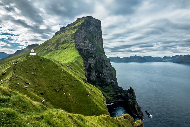 Kallur lighthouse, Faroe Islands