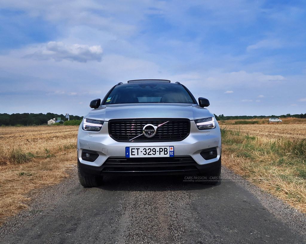 Essai Volvo Xc40 >> Essai Volvo Xc40 D4 R Design Cevennes Cars Passion Blog Auto