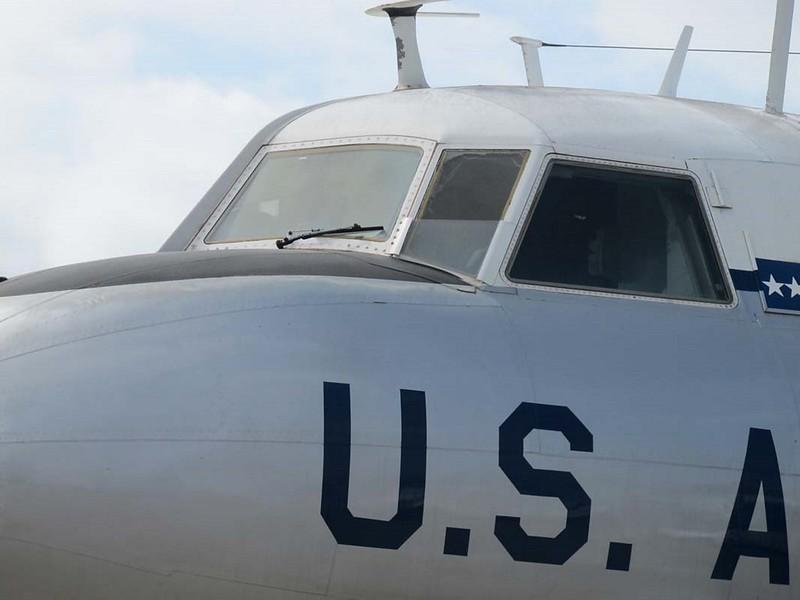 Convair C-131D Samaritan 3