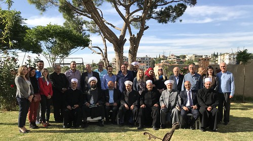 Vassula's Mission in Lebanon 2018