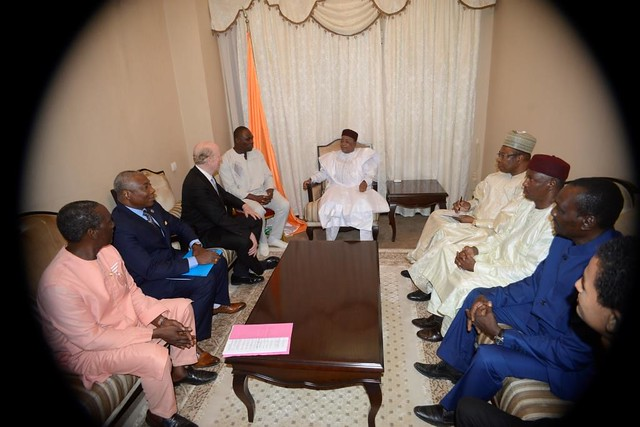 Niger-2018-06-16-President of Niger Welcomes UPF