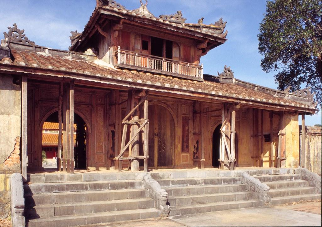vn_hue_minhmang_010 : mausolée Minh Mang @ Hue, Vietnam