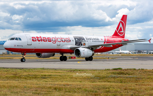 Airbus A321 Atlas Global TC-ETN | by French_Painter