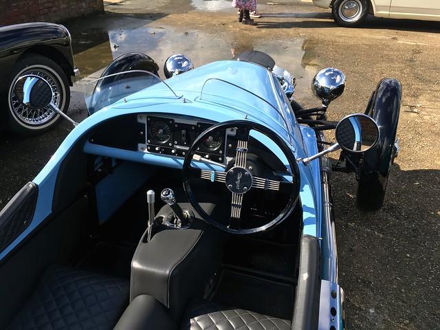 Morgan 3 Wheeler V Twin Air Cooled