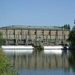 Das Wasserkraftwerk Kahlenberg