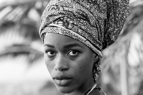 Portraits of Senegal in Black & White | by Geraint Rowland Photography
