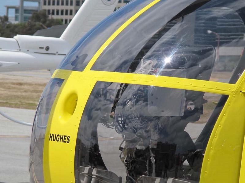Hughes OH-6A Cayuse 3