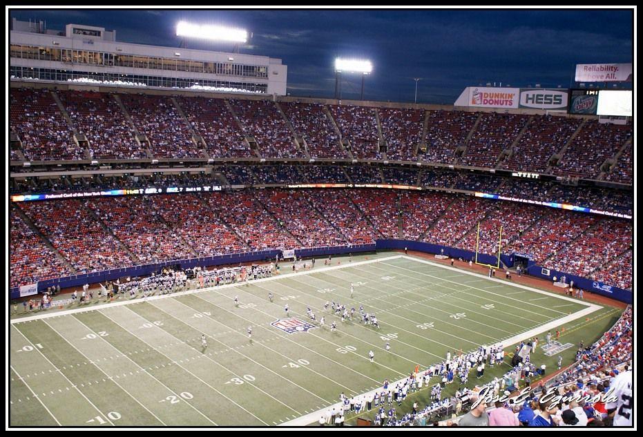 new concept 58cac cecfb New York - Giants Stadium | Jose Esteban Egurrola | Flickr