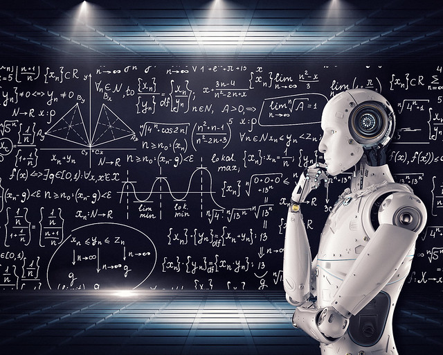 Artificial Intelligence & AI & Machine Learning